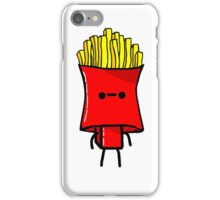 The French Fry Man iPhone Case/Skin