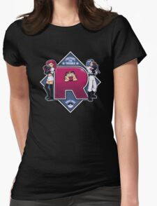 Prepare For Trouble Womens Fitted T-Shirt