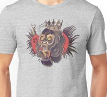 Conor Mcgregor Gorilla Tattoo (maroon) Unisex T-Shirt