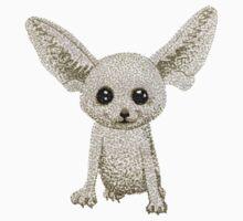 Fennec fox Baby Tee
