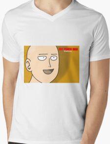 Happy Saitama  T-Shirt