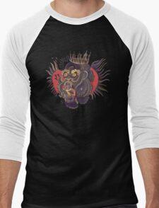 Conor Mcgregor Gorilla Tattoo (grey) Men's Baseball ¾ T-Shirt