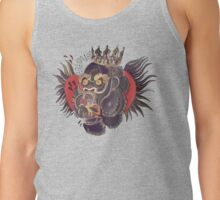 Conor Mcgregor Gorilla Tattoo (grey) Tank Top