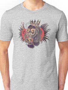Conor Mcgregor Gorilla Tattoo (grey) Unisex T-Shirt