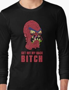 Scary Terry Long Sleeve T-Shirt