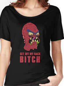 Scary Terry Women's Relaxed Fit T-Shirt
