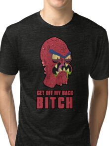 Scary Terry Tri-blend T-Shirt