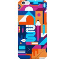 Creative Process iPhone Case/Skin