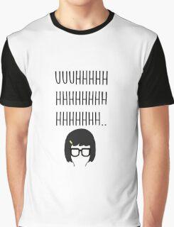 Tina Belcher - Bobs Burgers Graphic T-Shirt
