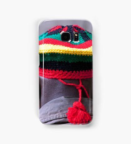 Knitted Tam Samsung Galaxy Case/Skin
