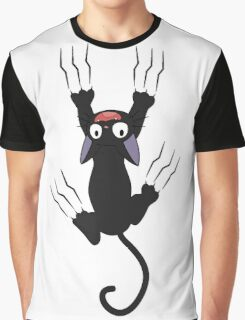Jiji Grabbing - from Kiki's delivery service Graphic T-Shirt