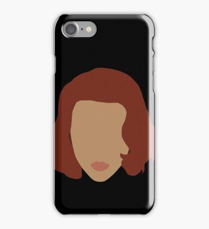 Widow's bite iPhone Case/Skin