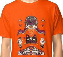 Space Totem Classic T-Shirt