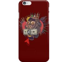 Red Panty Night - Conor McGregor (maroon) iPhone Case/Skin