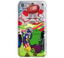 Avenger Time iPhone Case/Skin
