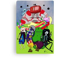 Avenger Time Canvas Print