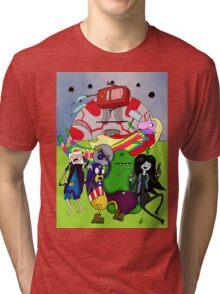 Avenger Time Tri-blend T-Shirt