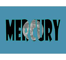 Mercury Photographic Print