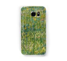 Vincent Van Gogh - Patch of grass Samsung Galaxy Case/Skin