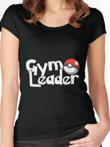 Pokemon Gym Leader Women's Fitted Scoop T-Shirt