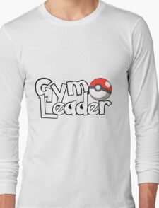 Pokemon Gym Leader Long Sleeve T-Shirt