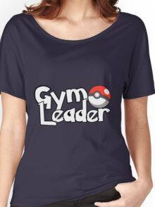 Pokemon Gym Leader Women's Relaxed Fit T-Shirt