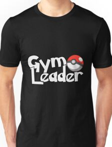 Pokemon Gym Leader Unisex T-Shirt