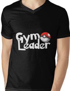 Pokemon Gym Leader Mens V-Neck T-Shirt