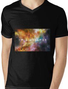 I'm a Dreamer Mens V-Neck T-Shirt