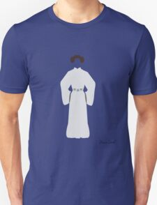 Don't Mess with a Princess Unisex T-Shirt