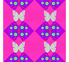 Butterflies Lux F Photographic Print