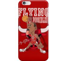 FLYING IS POSSIBLE!! iPhone Case/Skin