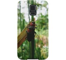 The beetles on the stalk Samsung Galaxy Case/Skin