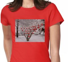Love Tree Womens Fitted T-Shirt