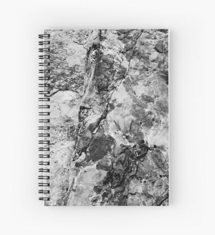 Marble Hard Sand - Grand Canyon Spiral Notebook