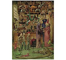 The Magical Menagerie Fantastic Pet Shop Photographic Print