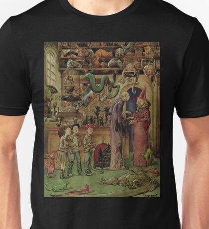 The Magical Menagerie Fantastic Pet Shop Unisex T-Shirt