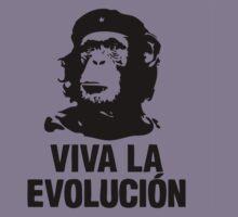 Viva la evoluciòn Kids Tee