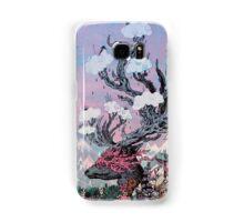 Journeying Spirit (deer) sunset Samsung Galaxy Case/Skin