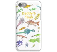 Daddy's Toys iPhone Case/Skin