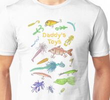 Daddy's Toys Unisex T-Shirt