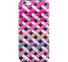 Cute fun style Patch  iPhone Case/Skin