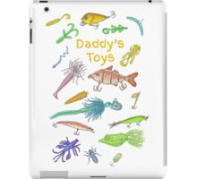 Daddy's Toys iPad Case/Skin