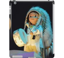 toy dolls cowboy & indian iPad Case/Skin
