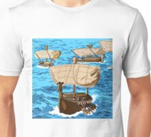 A Fleet Of Ships From Tarshish Unisex T-Shirt