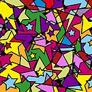 Star Pattern by beesants