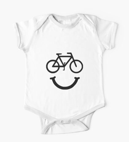 Bike Smile One Piece - Short Sleeve