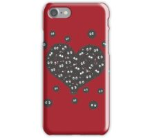 Heart of Soot Sprites iPhone Case/Skin
