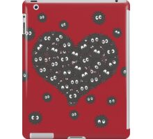 Heart of Soot Sprites iPad Case/Skin