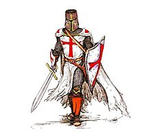Templar Knight by TheBestStore